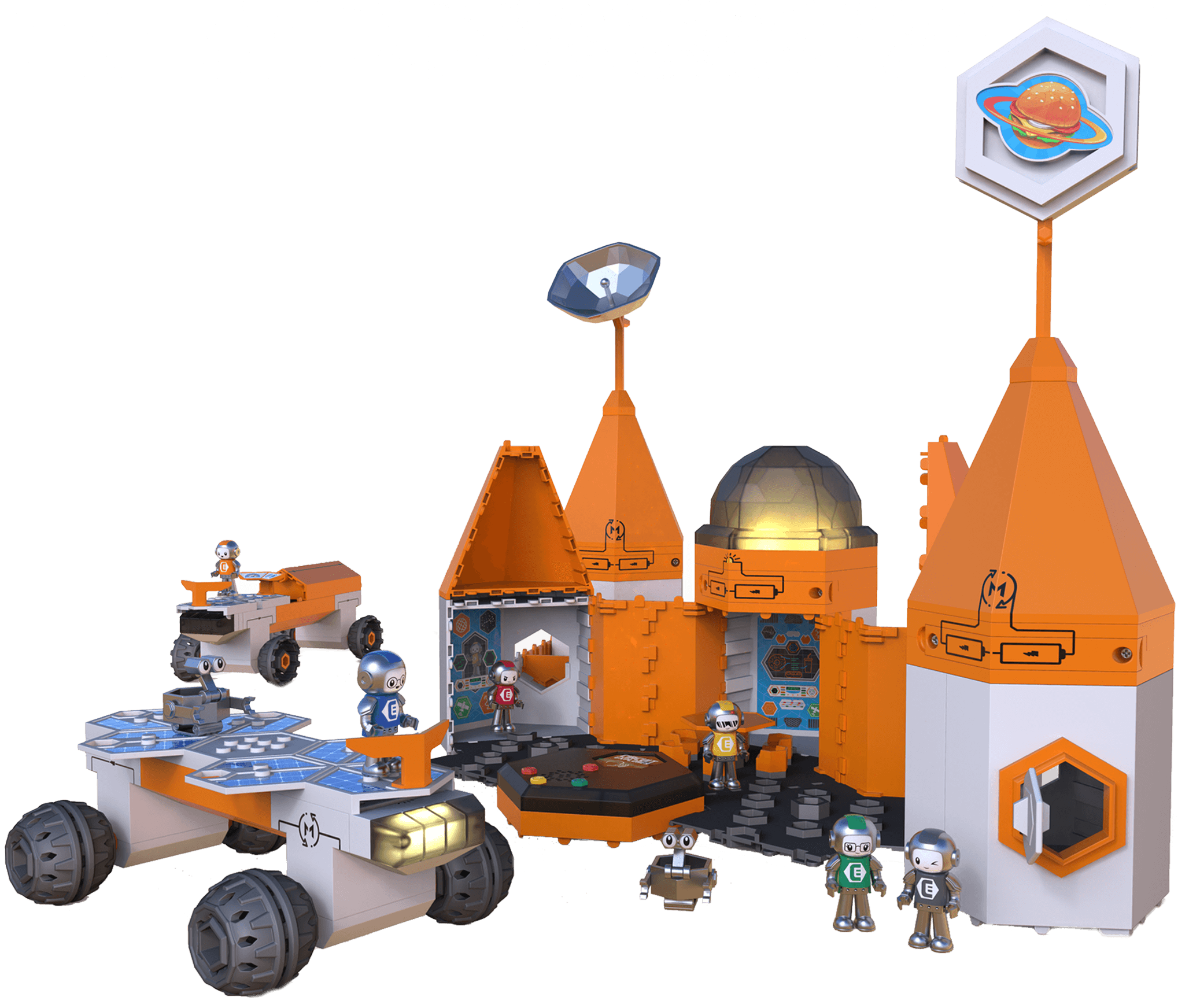 Deluxe Base Station