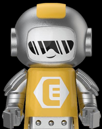 Yellow Astronaut