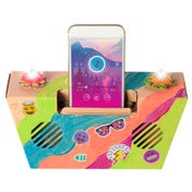IllumiCraft™ Light-Up! Cell Phone Speaker Dock