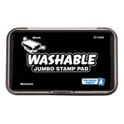 Jumbo Washable Black Stamp Pad
