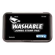 Jumbo Washable Black Stamp Pad