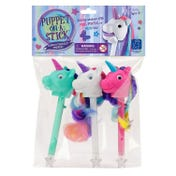 Rainbow Prancers™ Puppet-on-a-Stick™ Markers, Set of 3