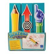 SpinZone®, Set of 24