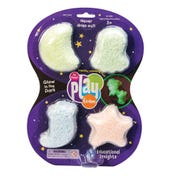 Playfoam® Glow In The Dark 4-Pack