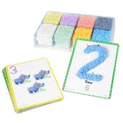Playfoam® Shape & Learn Number Set