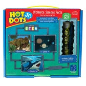Hot Dots® Jr. Ultimate Science Facts Interactive Book Set with Talking Pen