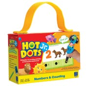 Hot Dots® Jr. Cards - Numbers & Counting