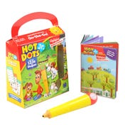 Hot Dots® Jr. Highlights™ On-The-Go!  Learn My 123s and Shapes With Highlights™