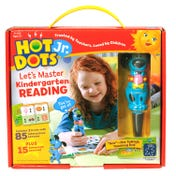 Hot Dots® Jr. Let's Master Kindergarten Reading Set with Ace—The Talking, Teaching Dog® Pen