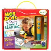 Hot Dots® Jr. Let's Master Grade 1 Reading Set with Hot Dots® Pen