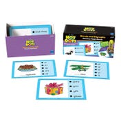 Hot Dots® Phonics Flash Cards — Blends and Digraphs