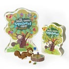 The Sneaky, Snacky Squirrel Game!® and Board Book