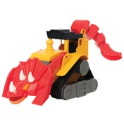 Dino Construction Company™—T-Top the Triceratops Bulldozer