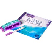 Nancy B's Science Club® Black Light Illuminator & Nature's Mysteries Journal
