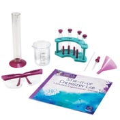 Nancy B's Science Club® Stir-It-Up Chemistry Lab & Kitchen Experiments Journal