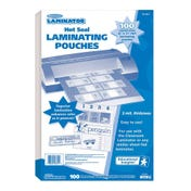 "Classroom Laminator Hot Laminating Pouches  (8.5"" x 11"")"